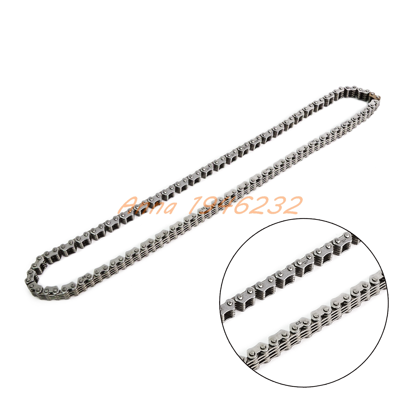 New KMC Camshaft Chain Cam Timing Chain For Suzuki GSXR600