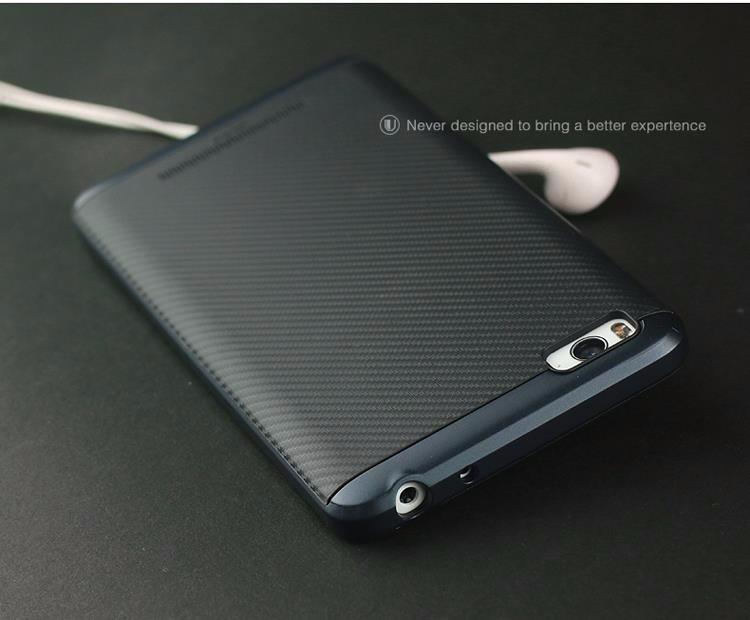 Xiaomi Mi4C במקרה יוקרה 2 ב 1 כלאיים קשה המחשב שכבה כפולה מסגרת הפגוש + סיליקון כיסוי אחורי עבור Xiaomi Mi4i Mi 4C 4i Funda
