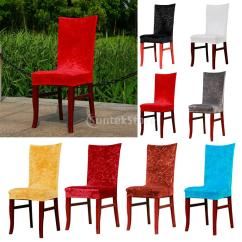 Dining Chair Covers Aliexpress Lowes Folding Chairs And Tables Popular Pattern Room Buy Cheap