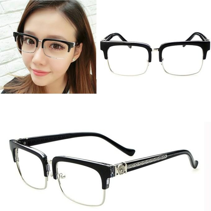 Eyeglass Frames For Round Face Male | Framess.co