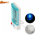 Baby Room LED Mosquito Killer Lamp AC 220V EU Plug Mini Night Light Insect Mosquito Repellent