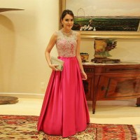 Popular Fuschia Formal Dresses-Buy Cheap Fuschia Formal ...