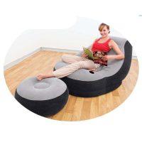 Intex Inflatable Lounge Chair Sofa Inflatable Sofa ...