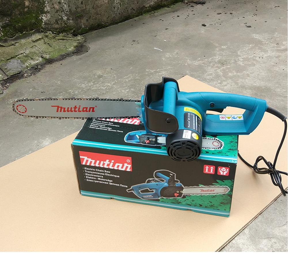 Nthe newest genuine makita mt 7018b electric chain saws 2800w the newest genuine makita mt 7018b electric chain saws 2800w chainsaw 16 inch logging chainsaw household wood chainsaw greentooth Choice Image
