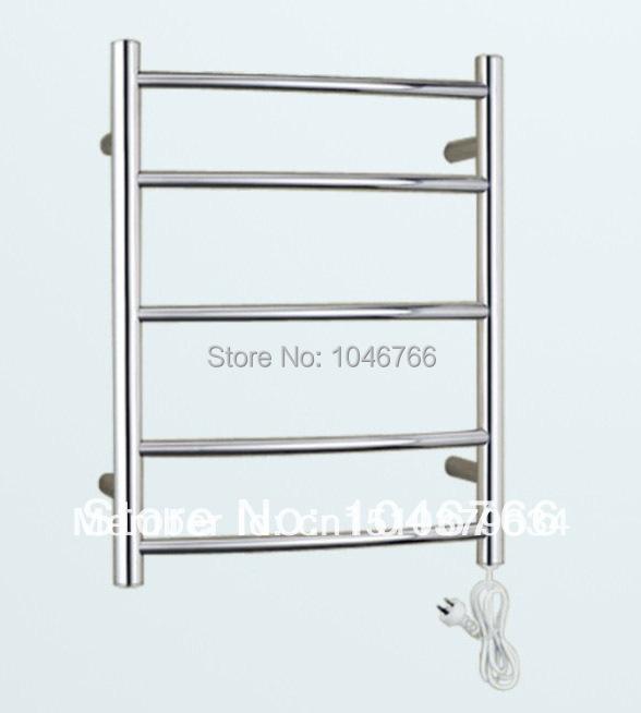 heated towel rack, stainless steel towel warmer, electric