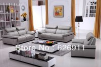 Modern round sofa Room furniture Purple living room set ...