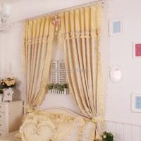 country bedroom curtains european country style rustic ...