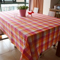 Gingham tablecloths tablecloth fabric table cloth ...
