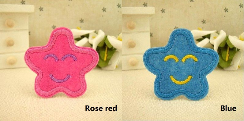 Lovely Star Iron On Patches Cartoon Kids Patch Diy Cloth