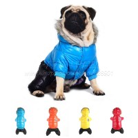 2015 Design Dog Winter Clothes Free Shipping Dog Down Pet ...