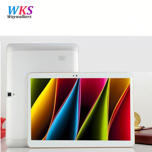 10 дюймов T805G-HD таблетки octa ядро 4 Г ПУСТЬ телефонный звонок tablet Android 6.0 4 ГБ/64 ГБ планшетных пк лучший Рождественский подарок для него Tablet пк