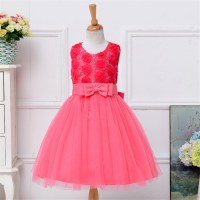 Watermelon Pink Bridesmaid Dresses - Discount Wedding Dresses