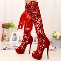 red bottom shoes designer