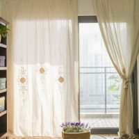 S-V-American-country-window-curtain-for-living-room ...