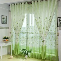 Popular Country Style Curtains Living Room-Buy Cheap ...
