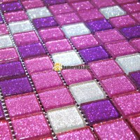 Purple Mosaic Tile Promotion-Shop for Promotional Purple ...