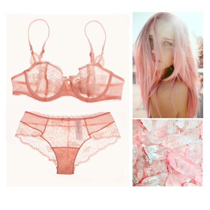 Dlz stores women sexy lingerie 4pcs set black free size fit all