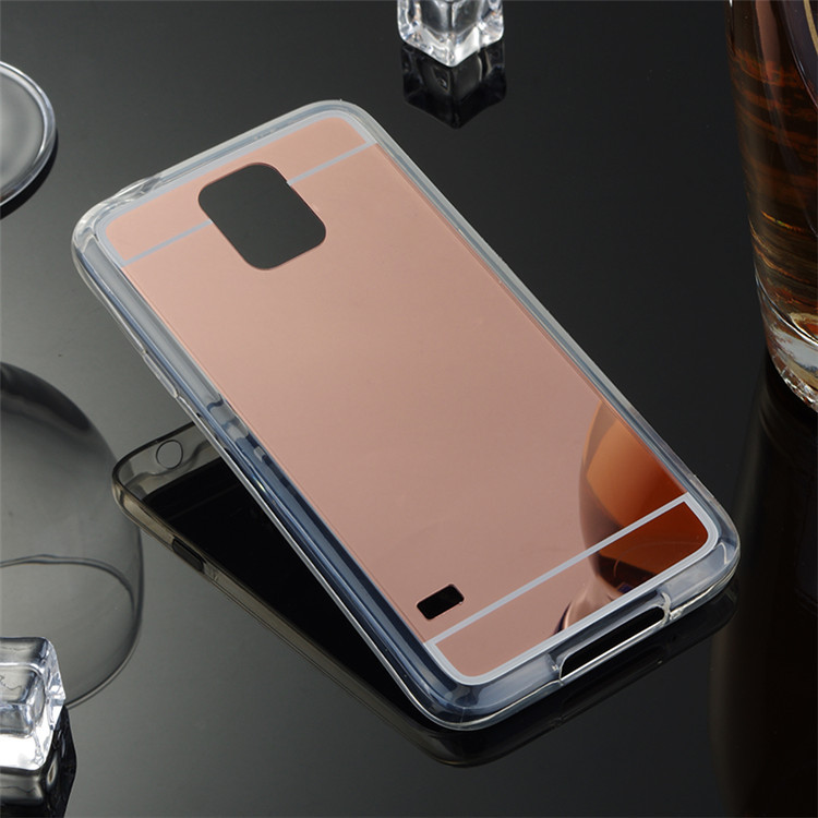 click here fashion ultra thin mirror plating tpu sofe case for samsung galaxy i9301 s3 neo s4 i9500 s5 neo g903f phone back cover funda