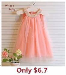3a8730552fd7 ᗚNouvelles Filles D été Robe Halter Princesse Enfants Vêtements ...