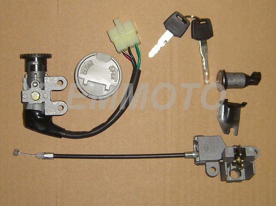 Ignition Switch Wiring Diagram Sunl 110 Atv 4 Wire Atv Ignition Switch