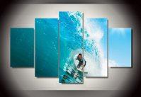 Surfing Wall Art | www.imgkid.com - The Image Kid Has It!