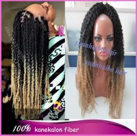 how to ombre dye synthetic marley hair stock 20inch fold ...