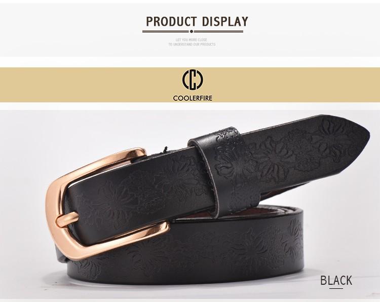 2017 créateur de mode 100% hommes En Cuir Véritable de Crocodile peau  ceinture mâle Haute qualité boucle marque de luxe brun ceintures pour  hommesUSD ... 34349468d5c