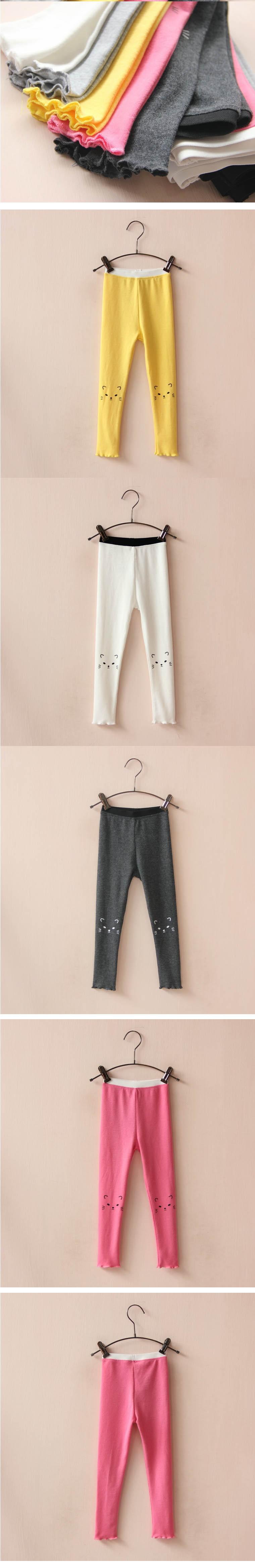 9a8f7b7108 ᐃ2016 de primavera nuevos bebés pantalones elásticos leggings ...