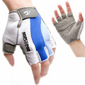 Cycling Gloves Fingerless Bike Gloves Half Finger Anti Slip Gel Pad Motorcycle MTB Road Bike Gloves