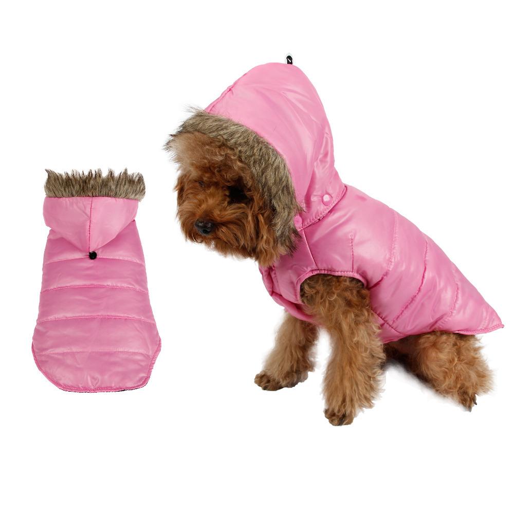 Large Coats Jackets: Fleece Dog Jackets: Rain Coats