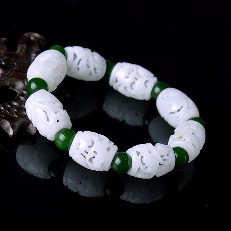 Bracelet de jade homme