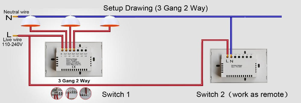 wiring diagram 3 gang dimmer switch wiring image 2 way dimmer switch wiring diagram uk jodebal com on wiring diagram 3 gang dimmer switch