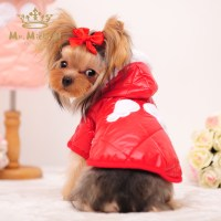 Buy Dog Clothes Winter Pet Jumpsuit Lovely Stars Clothing ...
