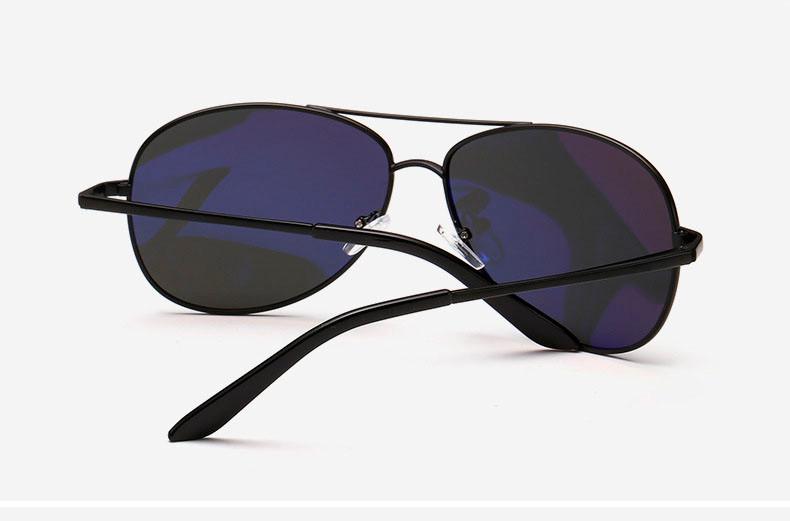 SARACOCO Luvury Piolt Homens Óculos Polarizados 2018 Marca de Moda Designer  de Marca Óculos de Sol para As Mulheres R02 7fb809426b