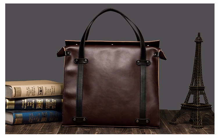606c6c4c1e8 etn saco 092316 venda quente homem de couro do vintage bolsa grande sacola