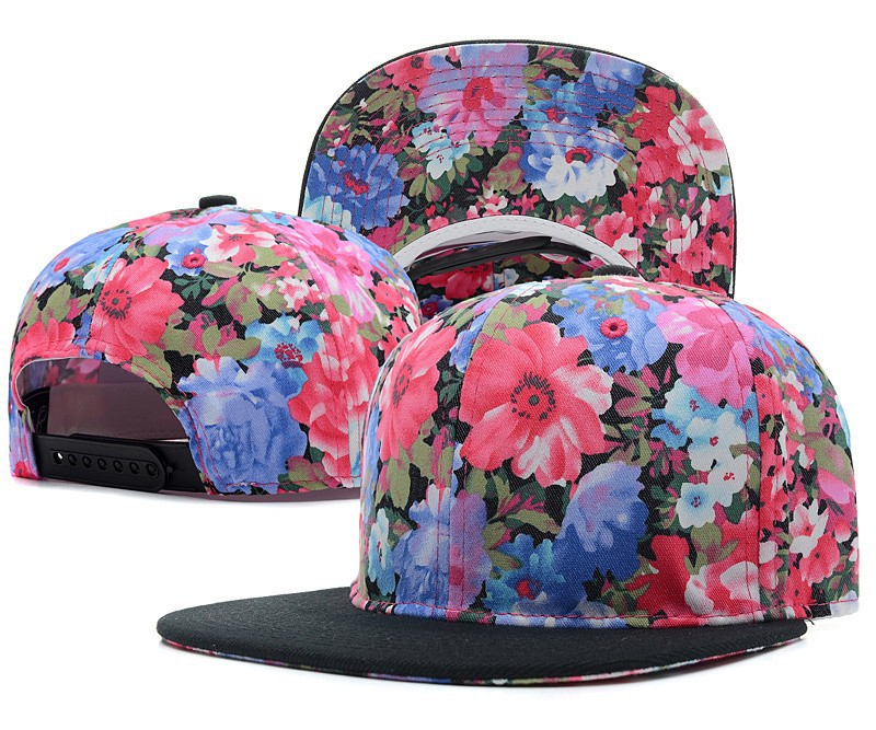 Composite Bats wholesale baseball caps hat women men flower snapback hats snap backs brand Adjustable fashion baseball hip hop cap sun hats