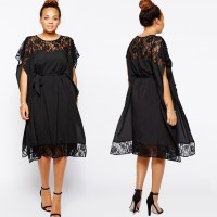 Dresses For Large Women : Brilliant & Style  playzoa.com