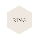 LZESHINE 2016 Beautiful Rectangle Zircon Cutting Ring Rose Gold/Silver Color Women Rings Fashion Jewelry Wholesale Ri-HQ1018