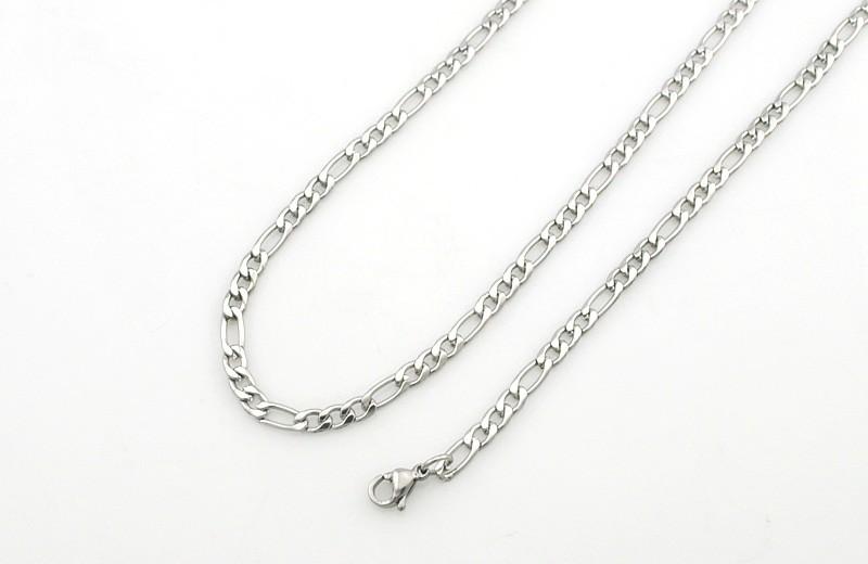 ღ Ƹ̵̡Ӝ̵̨̄Ʒ ღMoorvan Figaro Chain Necklace № Men Men