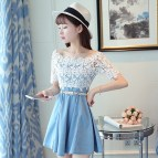 Popular Cute Korean Cheap Dresses