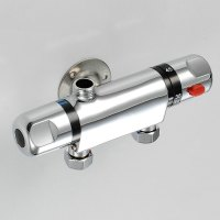 Temperature Control Thermostatic Shower Valve Faucet Mixer ...