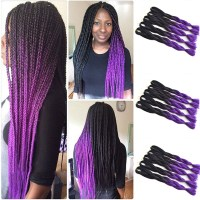 Kanekalon Braiding Braid Hairstyles ...