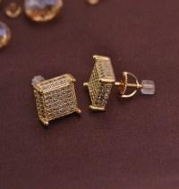 LSE849 Men earring jewelry screw back earrings, free ...
