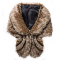 Online Buy Wholesale faux fur shawl from China faux fur ...
