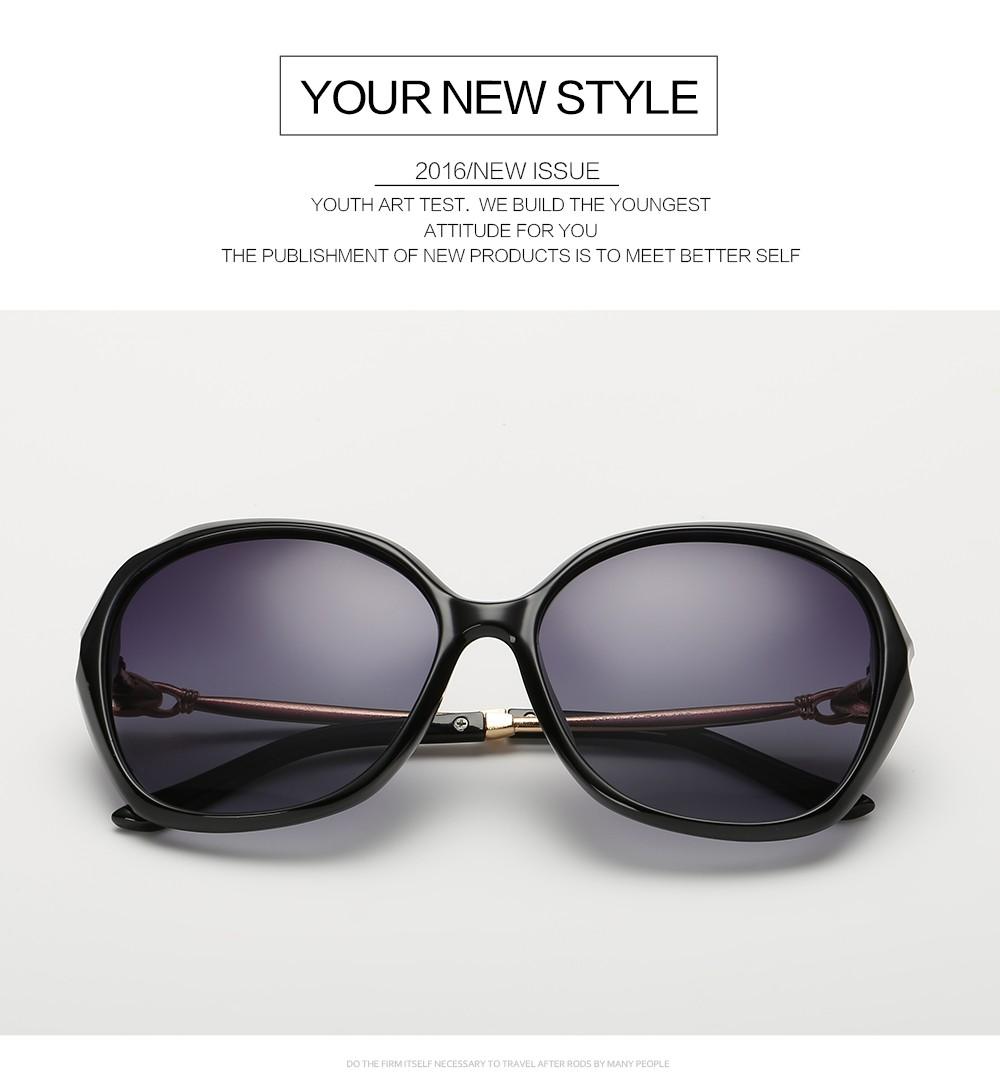 LONSY Shades Sunglasses mulheres marca designer vintage óculos Polarizados  óculos de Sol feminino oculos de sol feminino gafas de sol 4ca95c776b