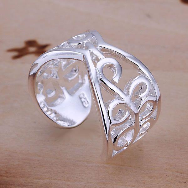 【】R033 Оптовая 925 ювелирные изделия с серебряным ...