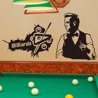 Simple Billiard Room Wall Decor Placement - Tierra Este ...