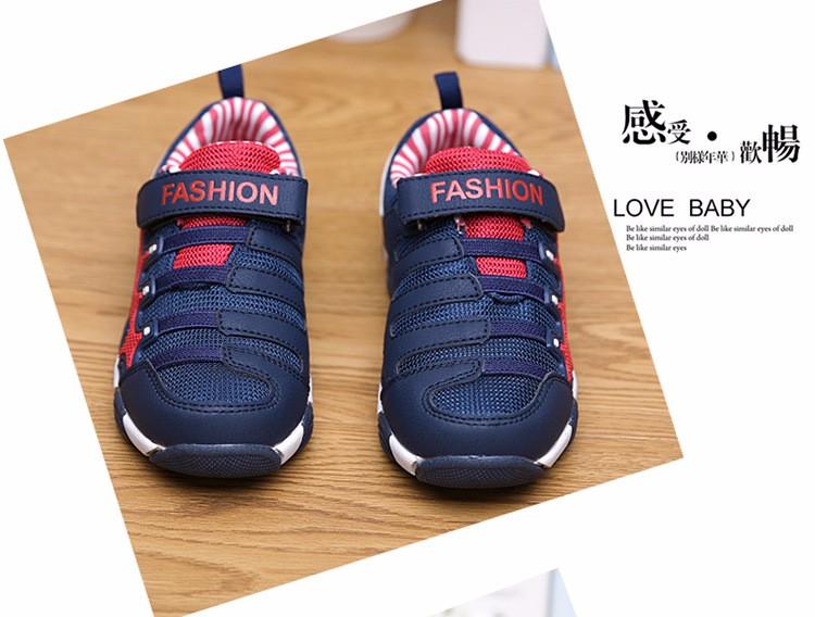 ᗖNova Marca 2018 Crianças Sapatos Da Moda Crianças Sapatilhas ... aca99d46d1b6d
