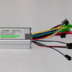 24v Electric Bike Controller Wiring Diagram Of The Human Tongue And Taste Buds Aliexpress.com : Buy Greentime 250w Brushless Dc Motor E Dual ...