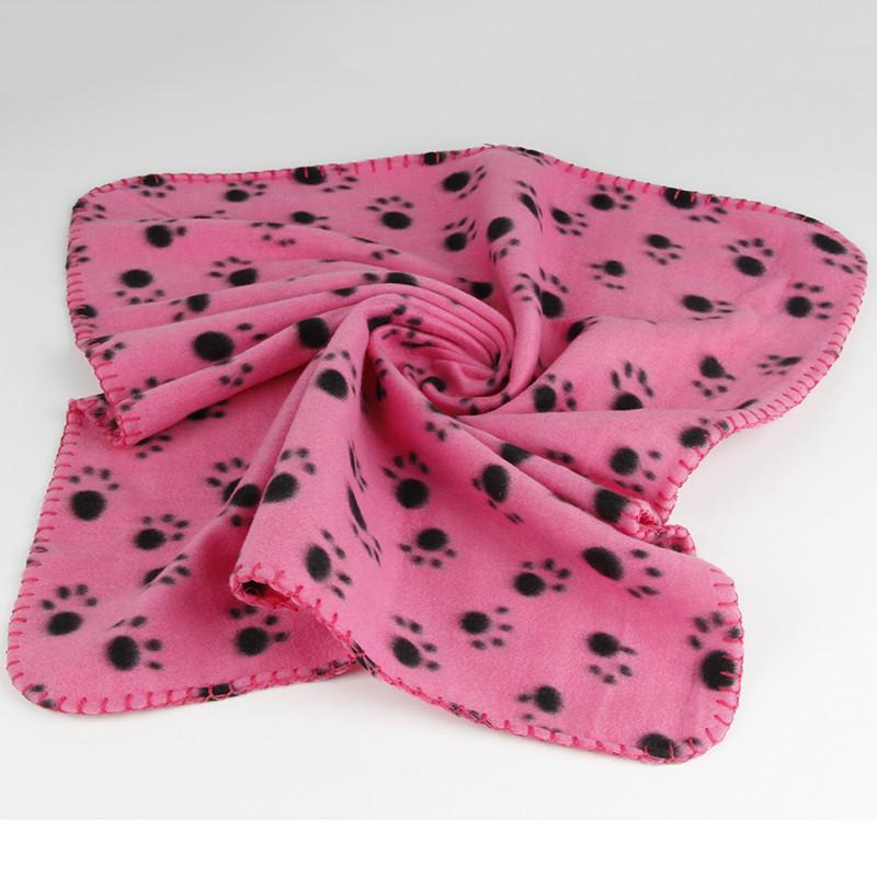40-x-60cm-Dog-Towel-Cute-Floral-Pet-Warm-Paw-Print-Dog-Puppy-Cotton-Soft-Blanket (3)